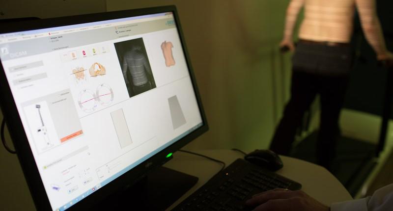 Laufdiagnostik bei Chiropraktiker Landmann bei Hamburg