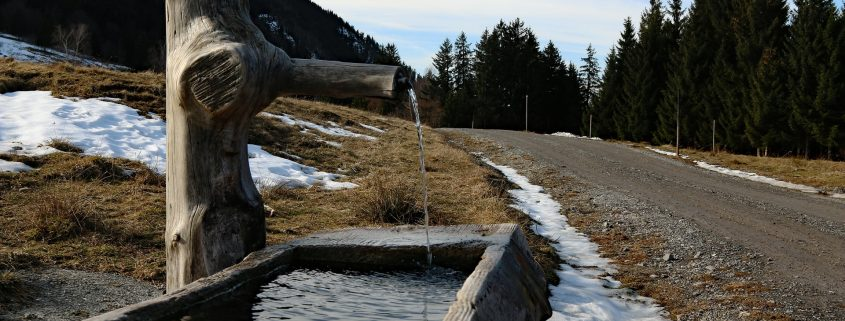 Wasser: Qulle des Lebens, Chiropraktiker Landmann aus Hamburg über gesundes Wasser und die richtige Trinkmenge