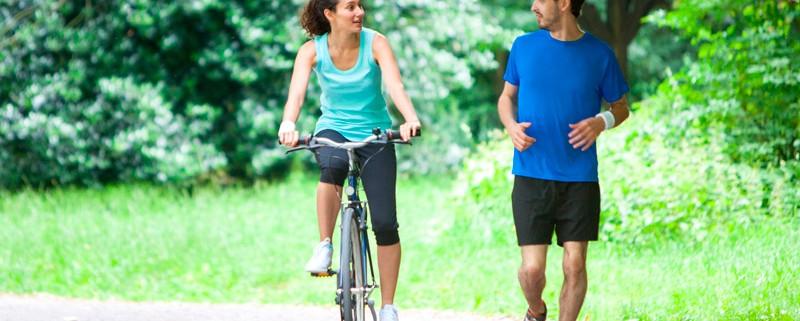 Bewegung&Sport Gesundheit unterstützt durch Chiropraktik Landmann