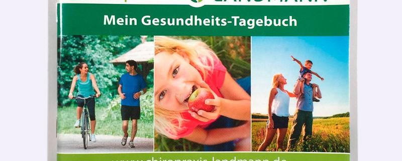 Tagebuch Gesundheit Chiropraktiker Landmann bei Hamburg