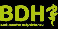 Logo des Bund Deutscher Heilpraktiker